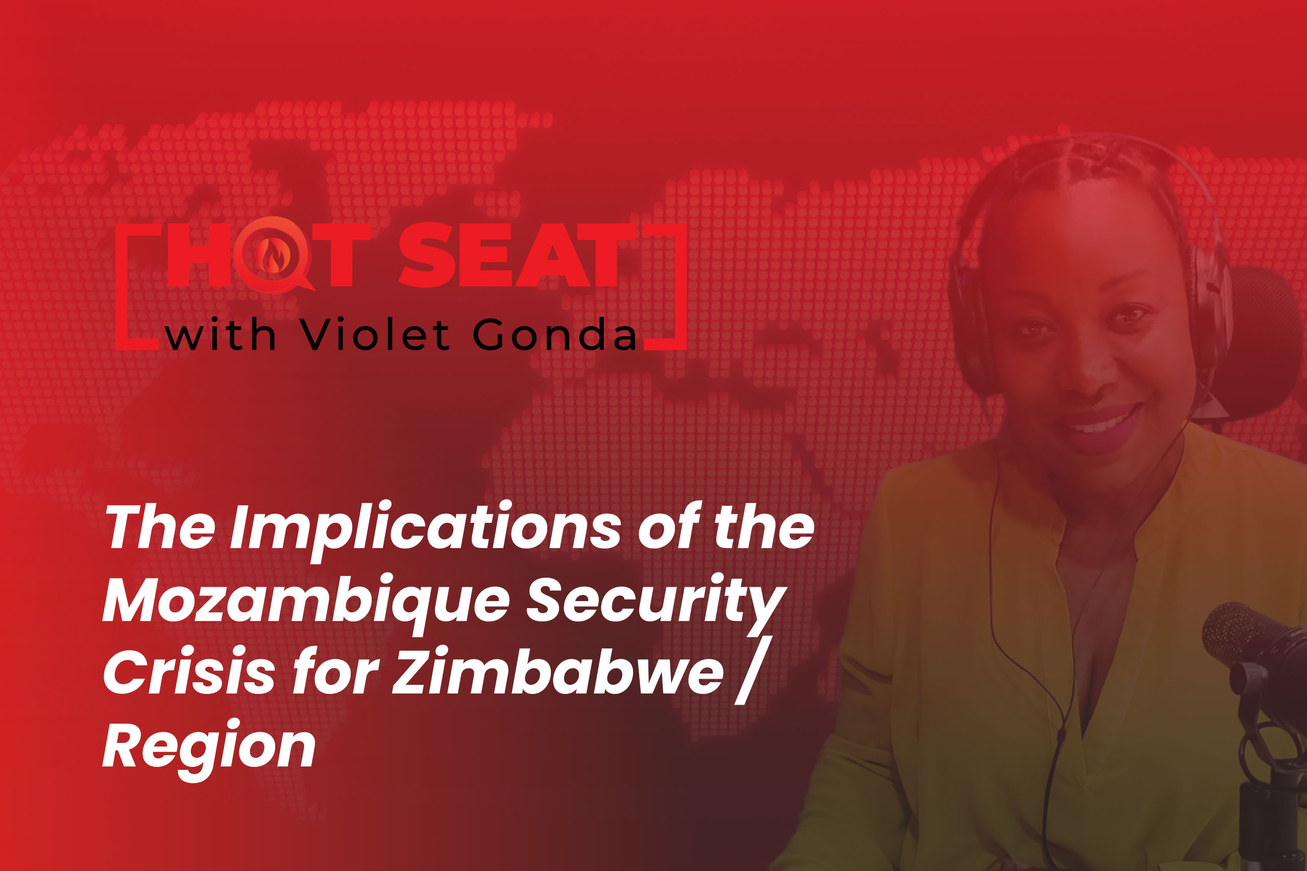 The Implications of the Mozambique Security Crisis for Zimbabwe/Region