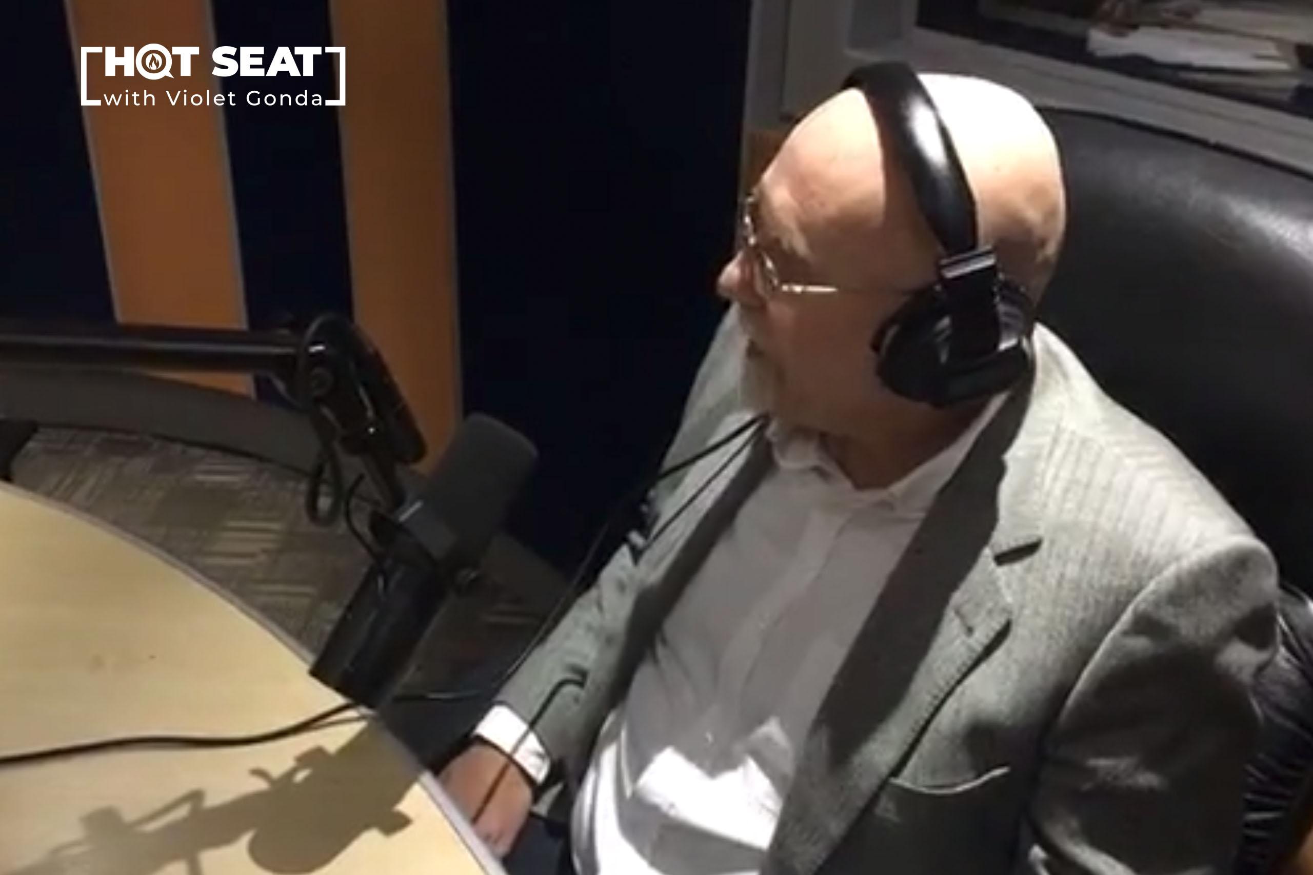 Hot Seat with Violet Gonda live radio debates in partnership with YETT broadcast on STARFM radio Episode 1: Voters Roll irregularities